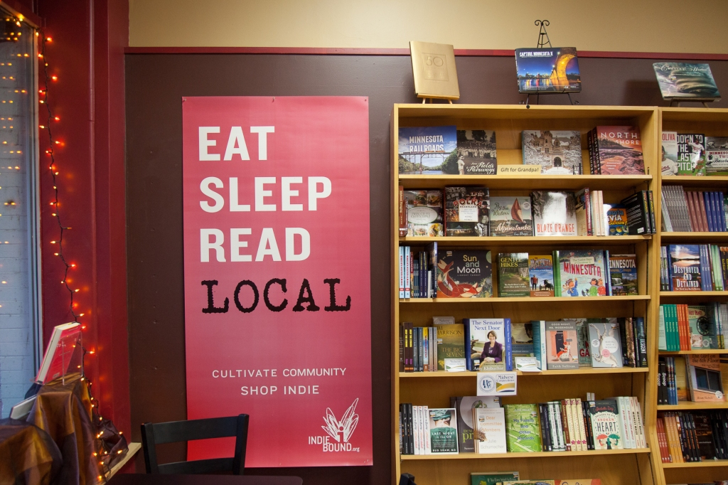Buffalo Books and Coffee-5